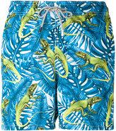 MC2 Saint Barth Gustavia swim shorts - men - Polyamide/Polyester/Spandex/Elastane - S