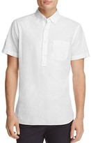 Todd Snyder Seersucker Regular Fit Popover Shirt