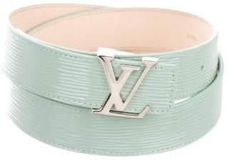 Louis Vuitton Epi Electric Initiales 30MM Belt