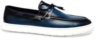 Bacco Bucci Lucea Leather Bit Vamp Loafer