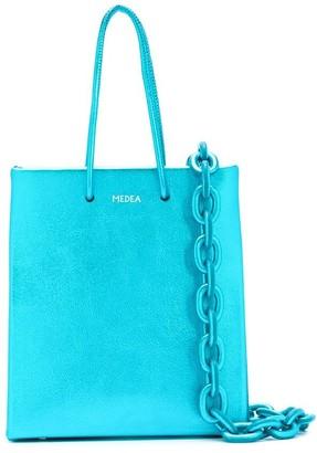 Medea Mini Logo Tote Bag