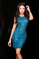 Scala 48578 Dress In Dark Teal