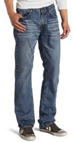 Big Star Men's Division Slim Straight Leg Jean in 17 Year Ascent