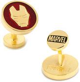 Asstd National Brand Marvel Iron Man Cuff Links