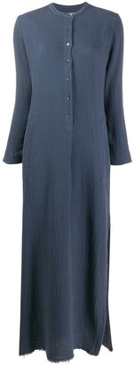 Raquel Allegra Henley maxi dress
