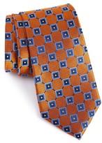 Nordstrom Men's Net Grid Silk Tie