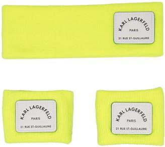 Karl Lagerfeld Paris Rue St Guillaume wristband set