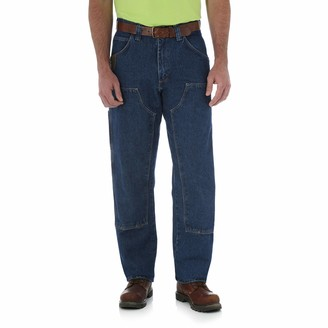 Wrangler Riggs Workwear Men's Big & Tall Utility Jean