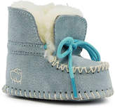 Lamo Baby Moc Infant Boot - Girl's