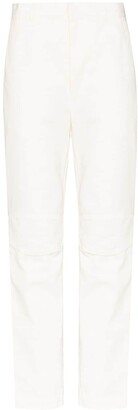 Ambush high-waisted slim-fit trousers