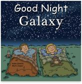 Bed Bath & Beyond Good Night Board Book in Galaxy