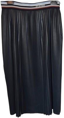 Sportmax Navy Skirt for Women