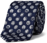 Simon Carter Moon Spot Tie