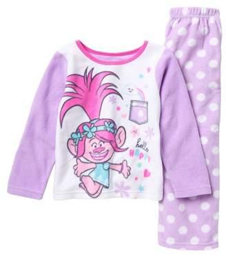 AME Trolls Pajama Set (Toddler Girls)