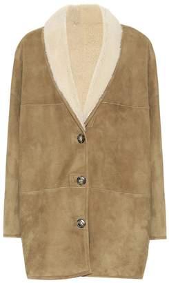 Isabel Marant Isabel Marant, ãToile Carman reversible shearling coat