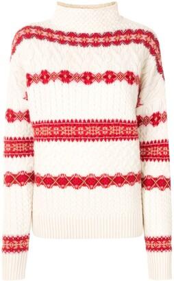 Altuzarra Intarsia-Knit Jumper