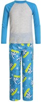Komar Kids Yeti Thermal Pajamas - Long Sleeve (For Kids)