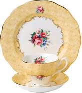 Royal Albert 100 years 1990 bouquet 3 piece set