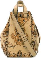 Loewe abstract print shoulder bag