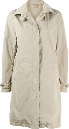 Aspesi Lightweight Buttoned Coat