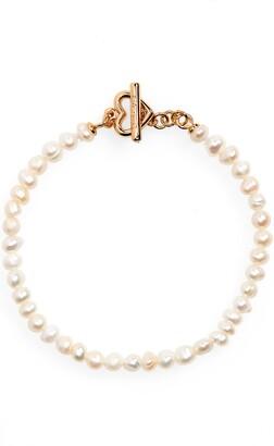 Kate Spade Freshwater Pearl Bracelet