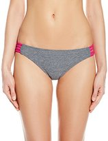 Oakley Women's Heather Tab Side Bikini Bottom