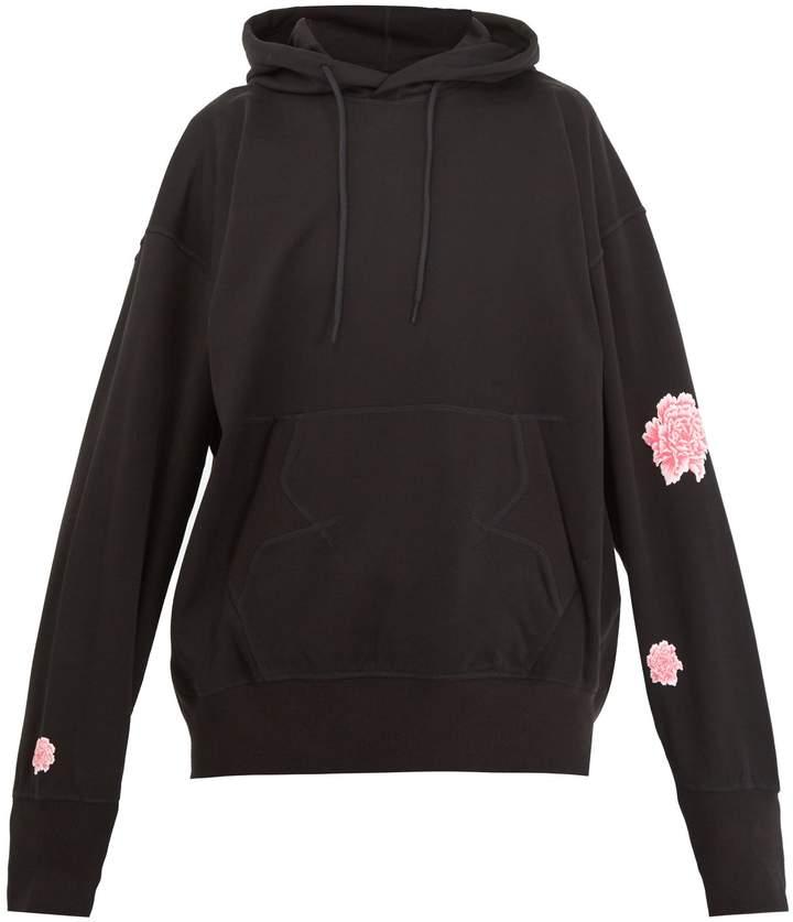 Y-3 X James Harden printed hooded cotton sweatshirt