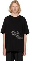 Yohji Yamamoto Black Nude Woman T-shirt