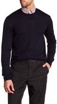 Gant Light Weight Crew Neck Merino Wool Sweater