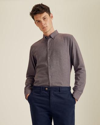 Jigsaw Brett Cotton/Wool Shirt