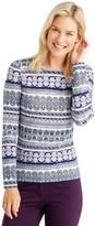 J.Mclaughlin Melanie Sweater in Crete Brocade