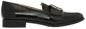 Jonak Ahora Noir/Black Flat Shoe