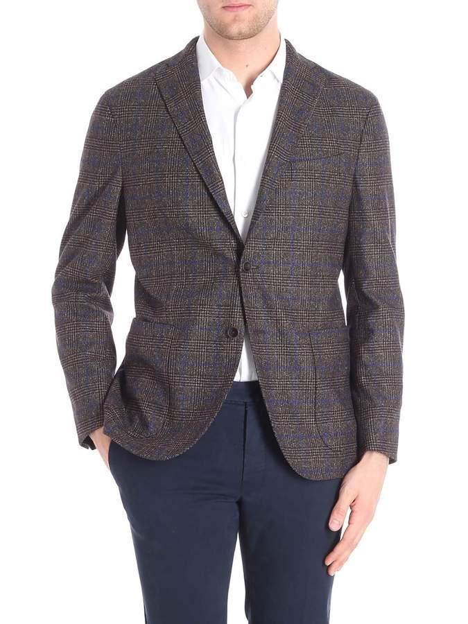 Boglioli Silk And Wool Jacket