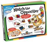 Small World Toys Match the Opposites Educational Matching Game
