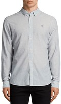 AllSaints Senate Slim Fit Button-Down Shirt