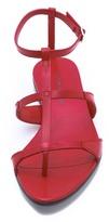 CNC Costume National T Strap Sandals