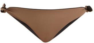 Solid & Striped The Jane Bikini Briefs - Womens - Brown
