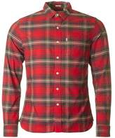 Levi's Red Tab Sunset One Pocket Checked Shirt