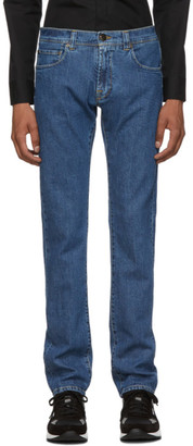 Etro Blue New Slim Jeans