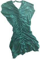 Pinko Green Dress for Women