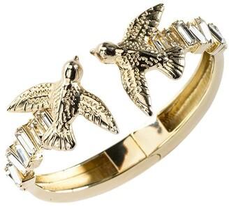Pinko Swallow Crystal Bracelet