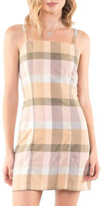 All About Eve Rainbow Check Dress
