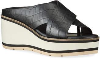 Donald J Pliner Arya Sport Wedge Sandals
