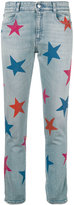 Stella McCartney star boyfriend jeans - women - Cotton/Spandex/Elastane - 26