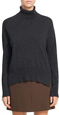 Theory Karenia Cashmere Turtleneck Sweater