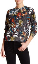 Love Moschino Pattern Pullover