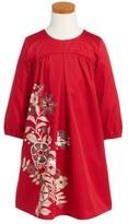 Tea Collection Ureshii Skater Dress (Toddler Girls, Little Girls & Big Girls)