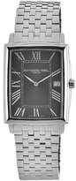 Raymond Weil Men's 5456-St-00608 Quartz Stainless Steel Grey Dial Watch