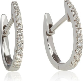 Annoushka Eclipse Hoop Earrings