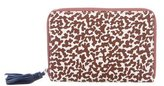 Diane von Furstenberg Printed Travel Wallet